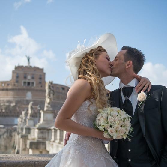 Impero Fotografico - Fotografo per matrimoni a Roma